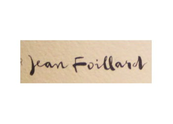 Domaine Jean Foillard